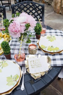 Outdoor Summer Dinner Party Southern Style Guide