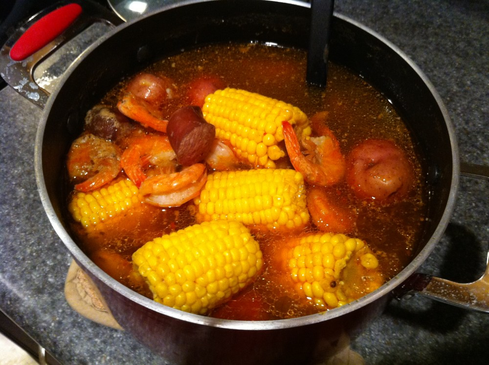 Low Country Boil (2/2)