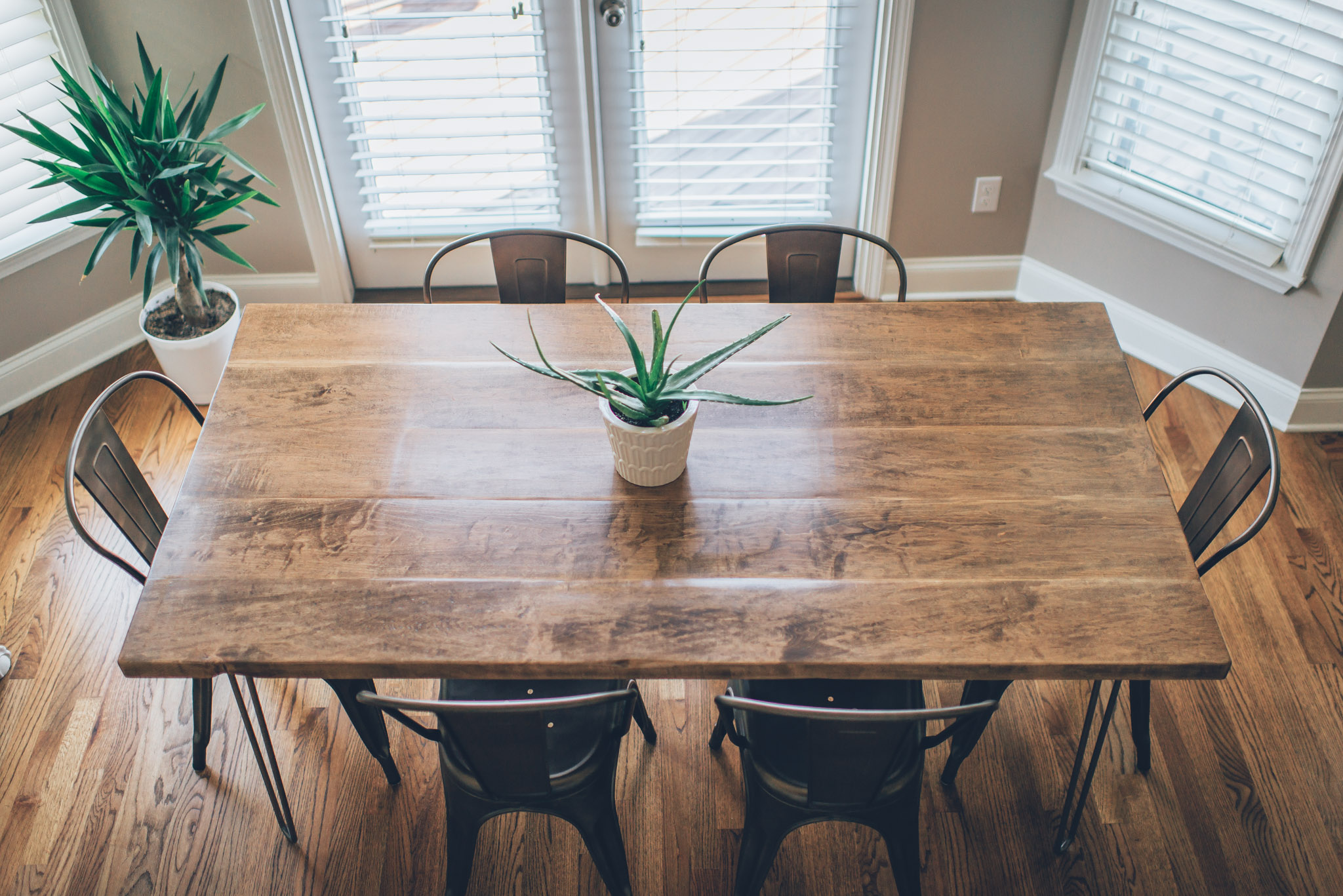 diy kitchen tables kitchens ideas hairpin leg table the southern trunk tools