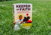 Keeper of Faith - Tatenda Taibu