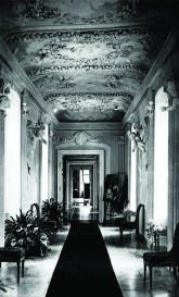 Baroque Cupid corridor prior to the Second World War