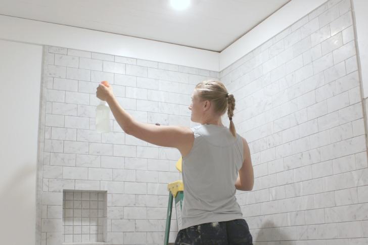 sealing marble tile tips