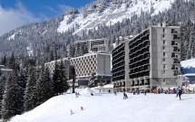 Architecture Ski Resort