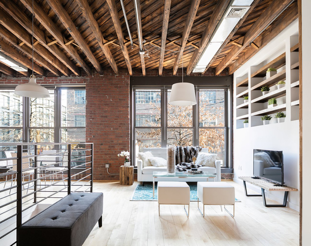 Property of the week a New York loft with a sweet history  The Spaces
