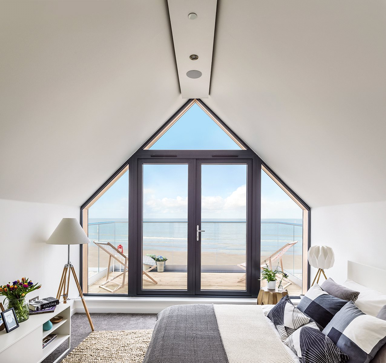 Margate Beach Houses By Guy Holloway Architects Go On Sale