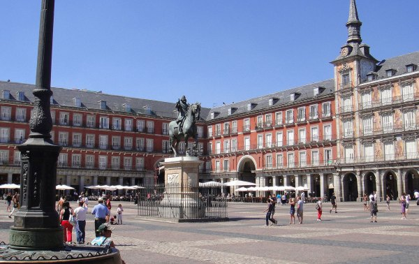 Making Madrid 15 Landmarks Define City