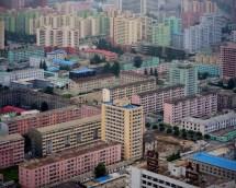 Pyongyang North Korea Architecture