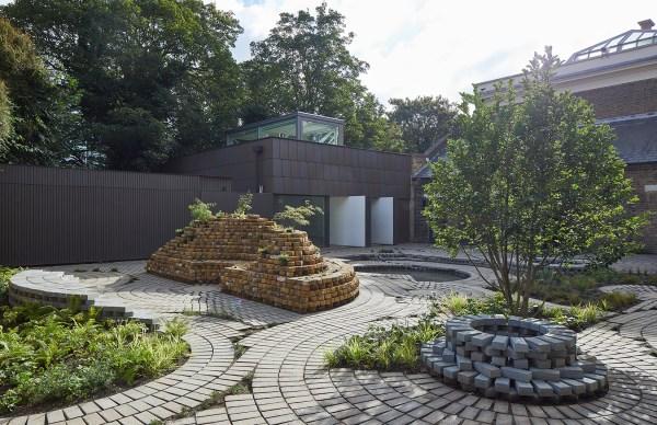 Mexican Artist Gabriel Orozco Design Sculpture Garden