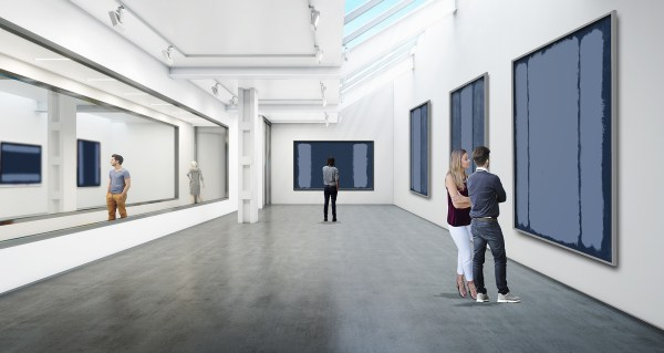 Chelsea Art Galleries New York