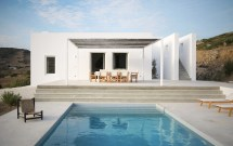 Modern Greek Island Architecture