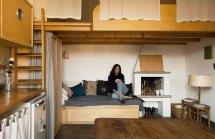Micro Apartment Andrea Wyner Capsule