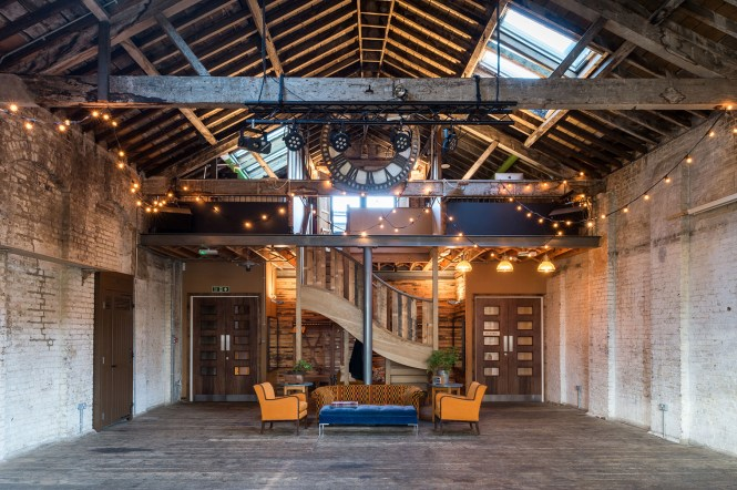 Property Of The Week A Converted Warehouse In Brixton With