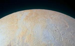 Pluto north pole region exploration