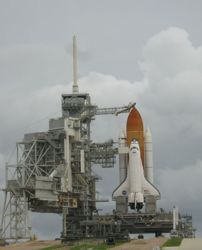 space shuttle atlantis accomplishments - photo #8
