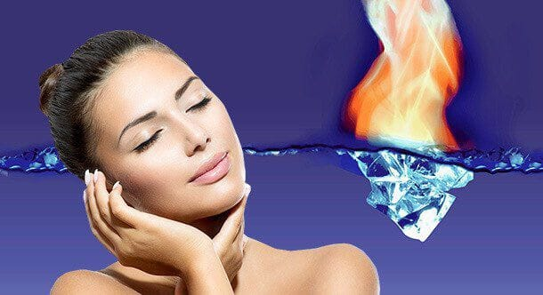 fire and ice facial