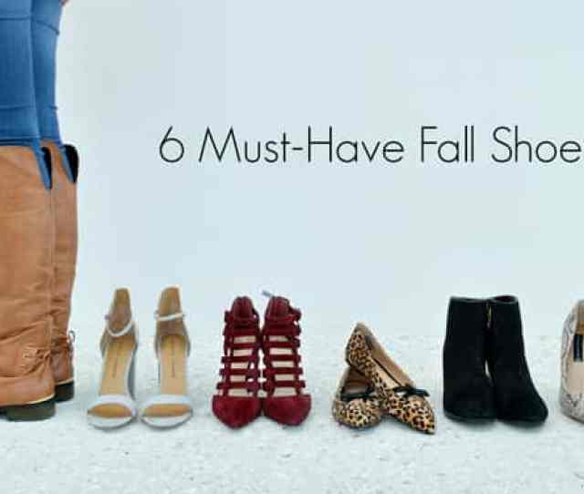 The  Must Have Footwear Styles For Women