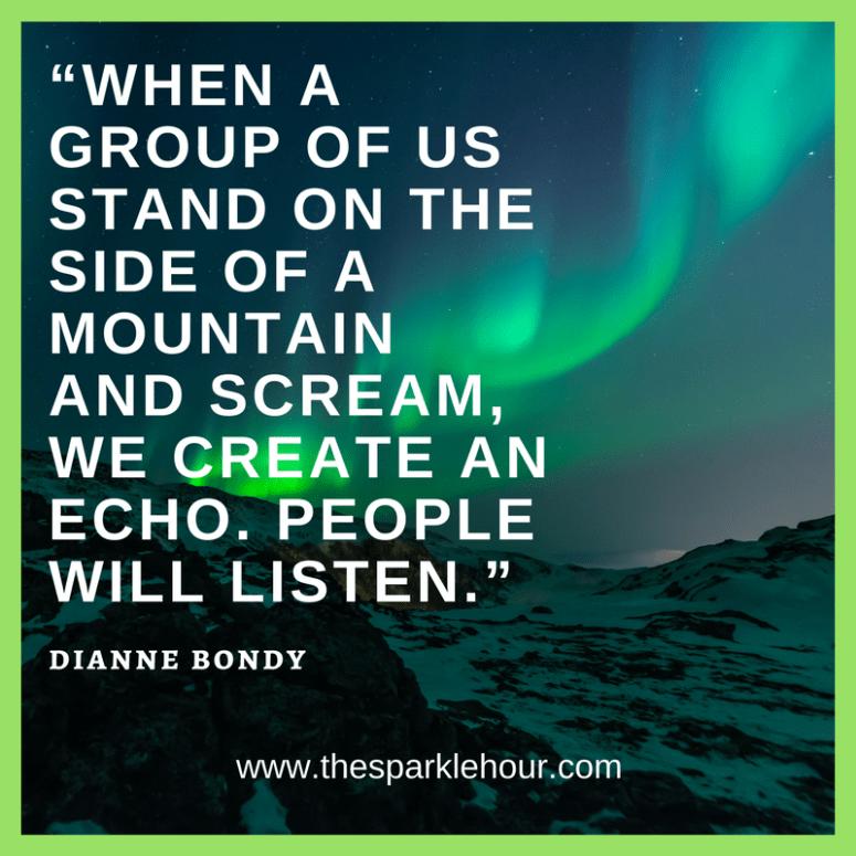 dianne bondy quotes