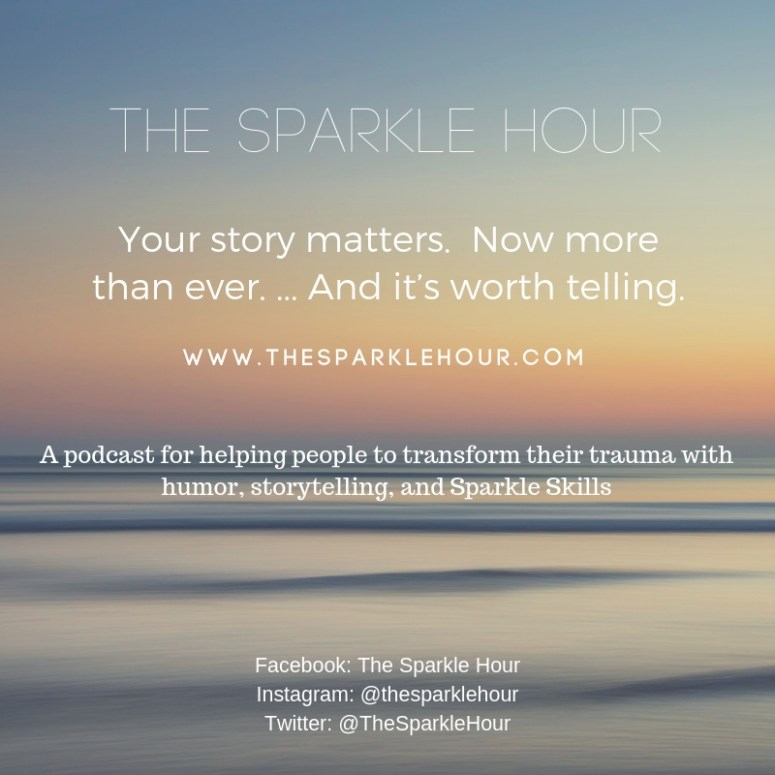 Your story matters. Now more than ever. ... And it's worth telling.(1)