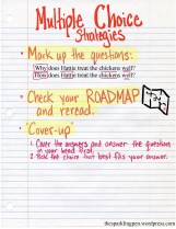 Roadmap is just another name we use for annotating passages.