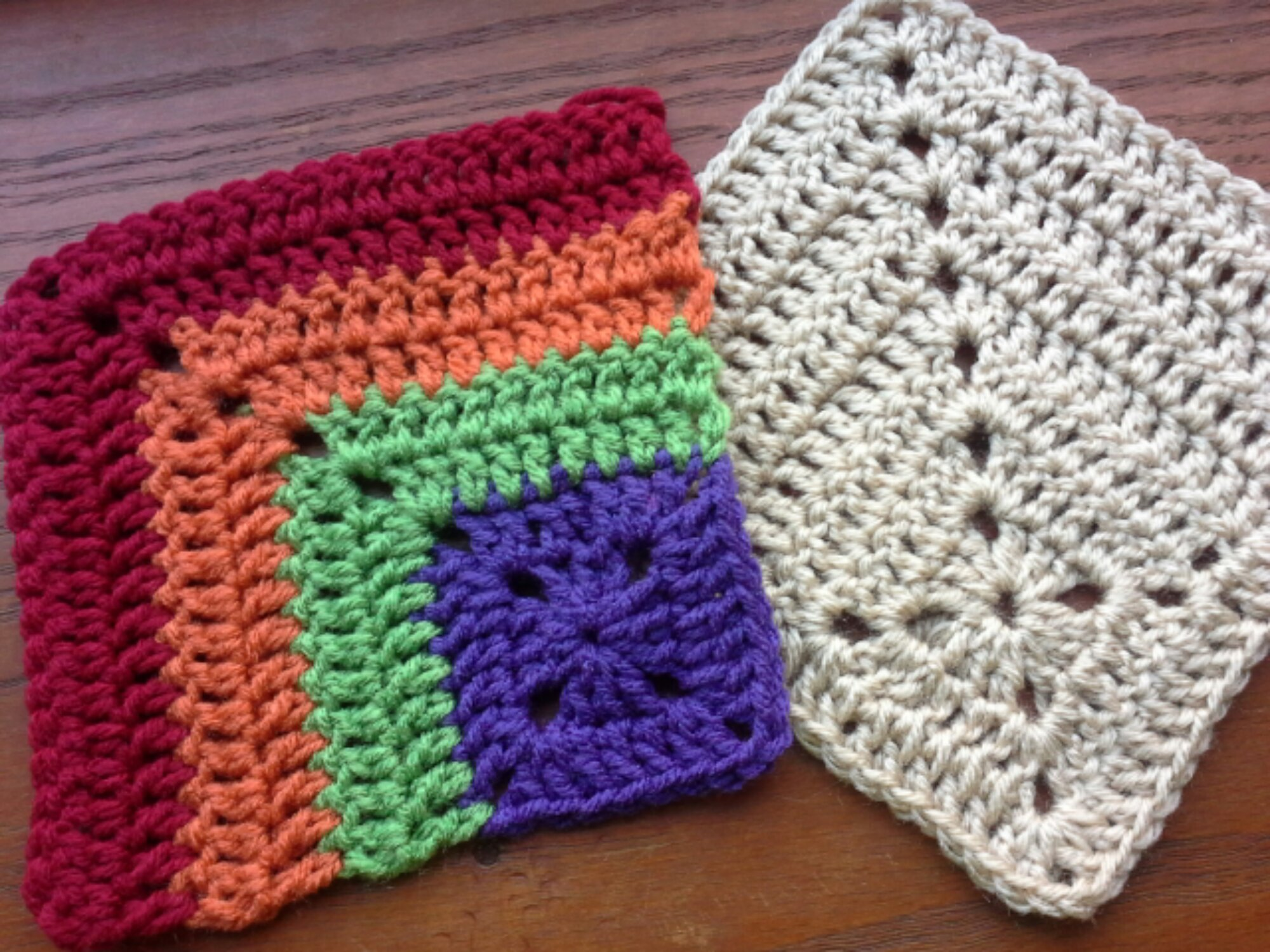 free crochet square pattern diagram trailer plug wiring 7 pin search results for mitered granny patterns