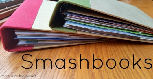 We used Smashbooks to homeschool while travelling. Loved them!!
