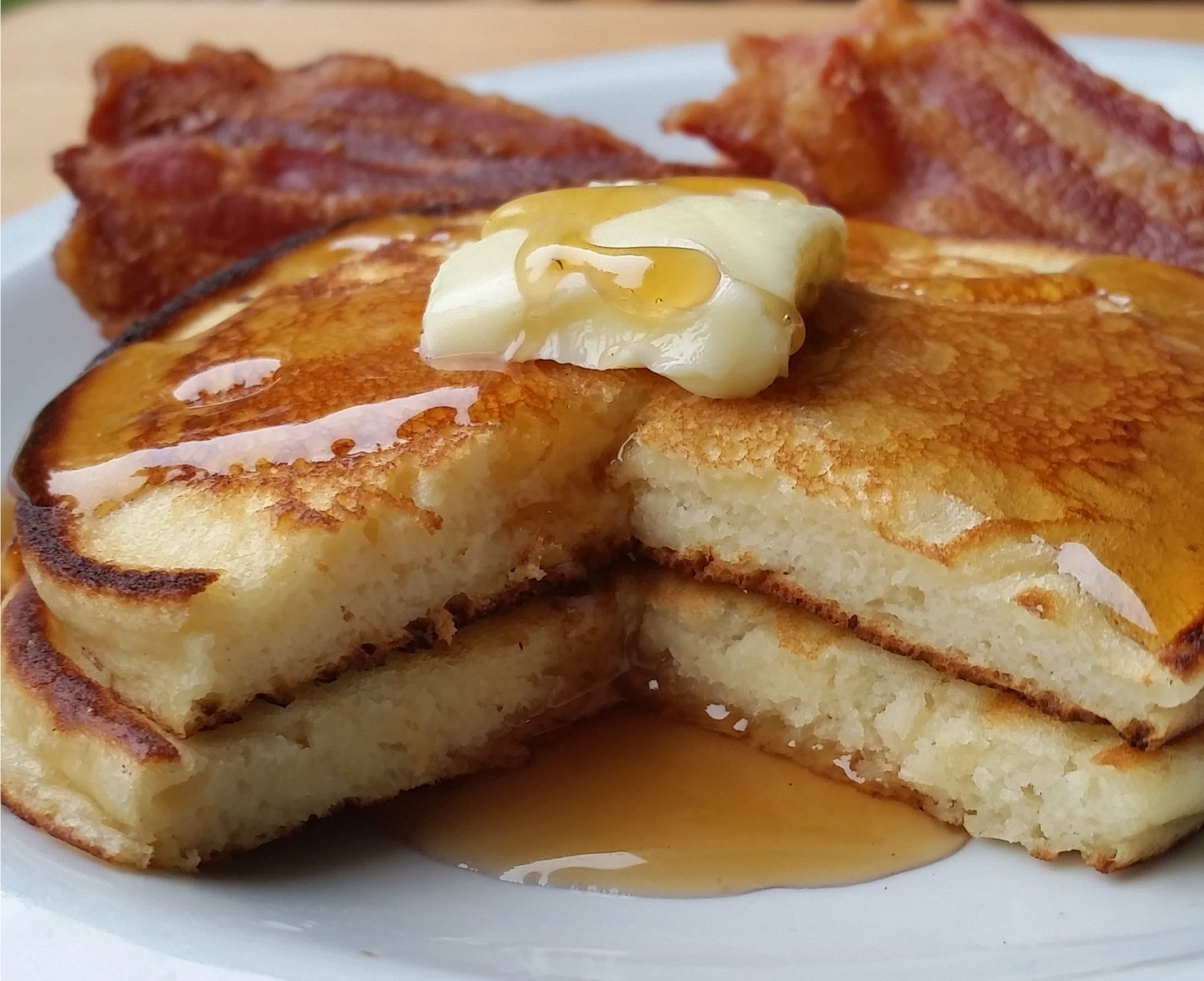 Pancakes From Scratch That'll Make You Swoon A Little