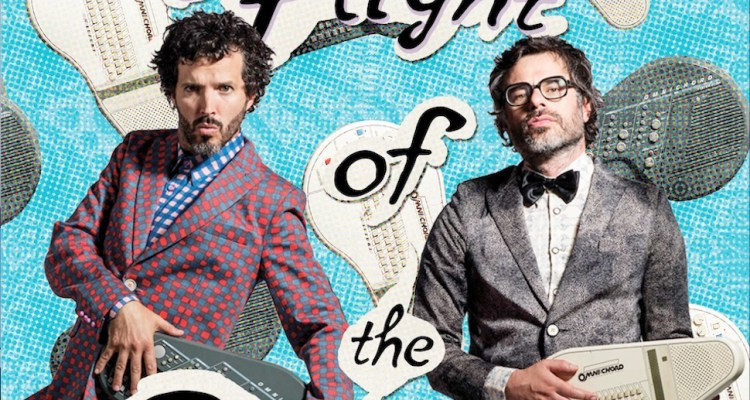Its Business Time Flight Of The Conchords Officially