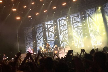 Green-Day-Live