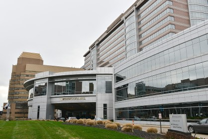 Intercontinental Hotel attached to Cleveland Clinic
