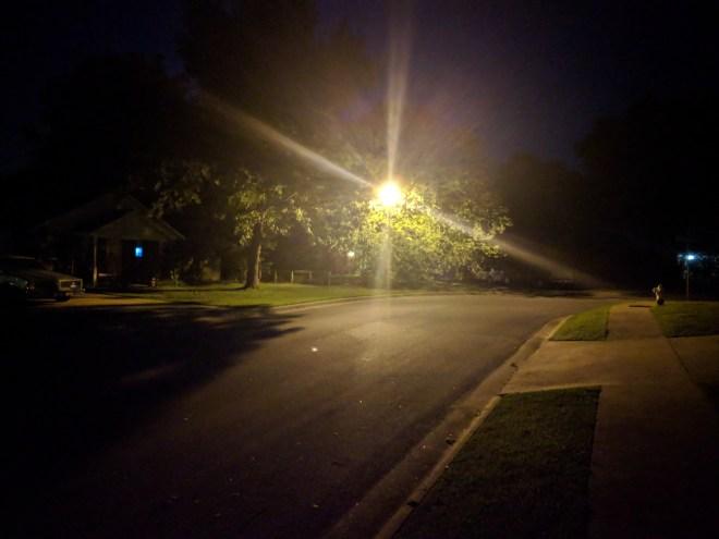 Nexus 6P night photo