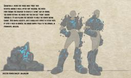 Armor concept x100000. We abandoned this as well.
