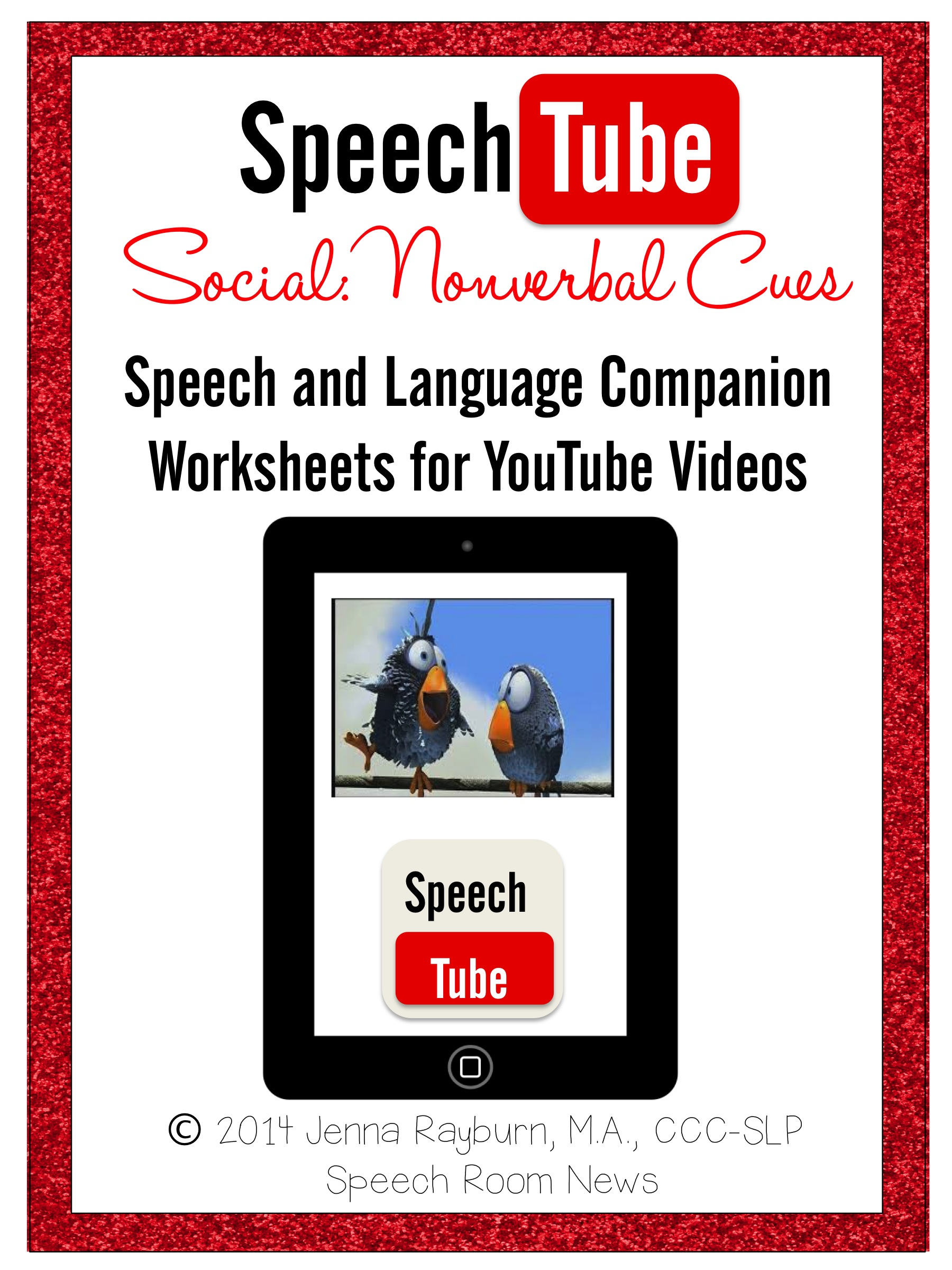 Speech Tube Nonverbal Social Skills