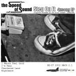 Step On It - EP Sleeve
