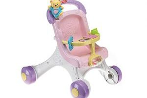 Fisher-Price Stroll-Along Walker Stroller $19.99 (Regular $31.35)