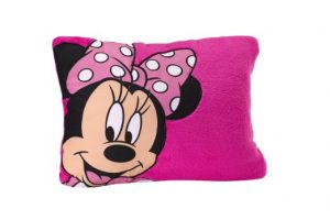 Disney Minnie Mouse Toddler Pillow $10.98 (Regular $17.99)