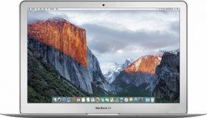 Apple MacBook Air $899.99 (Regular $999.99)
