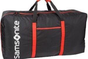 Samsonite Tote-a-ton Duffle Luggage $18.89 (Regular $60)