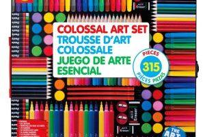 ALEX Toys Artist Studio Colossal Art Set $28.00 (Regular $50.50)