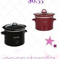 Target – Crock-Pot $6.55