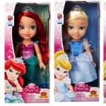 Disney Princess Toddler Dolls $9.88 (Regular $19.67)