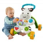 Fisher-Price Learn with Me Zebra Walker $11.99 (Regular $24.99)