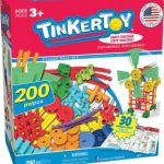 TinkerToy 30 Model Super Building Set – 200 Pieces – $24.99 (Regular $49.99)