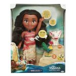 Disney Moana Singing Adventure Doll with Friends $22.99 (Regular $34.99)