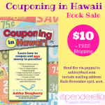 Couponing in Hawaii Book $10 + FREE Shipping