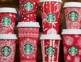 Starbucks – BOGO Holiday Drinks