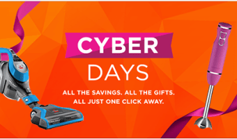 Kohl's Cyber Monday Deals – Stacking Promo Code + FREE Shipping with $25+