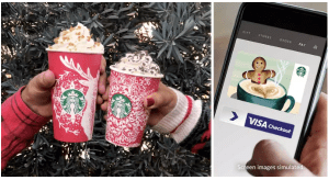 FREE $10 Starbucks eGift Card when you buy $10