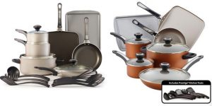 Kohl's – Rachael Ray Cookware $46.12 (Regular $250) + FREE Crock-Pot, Waffle Maker & Toaster Oven
