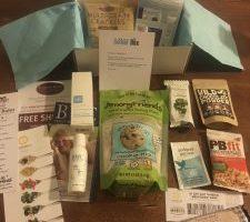Daily Goodie Box – FREE Sample Box