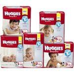 Huggies Diapers Deal Scenario – Walmart, Target, Walgreens